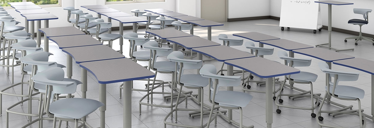 tafel de schoolinrichter