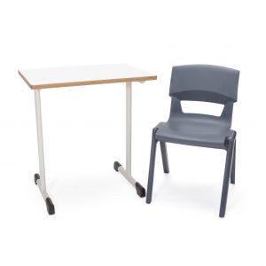 Postura+ T-poot tafel